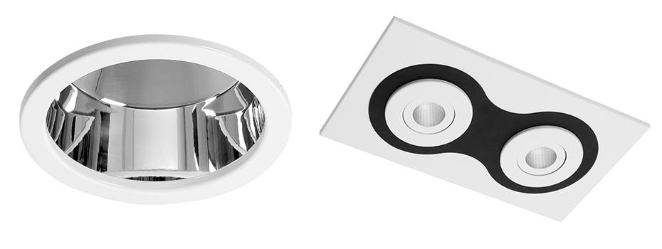 Designade och attraktiva downlights av högsta kvalitet från OMS